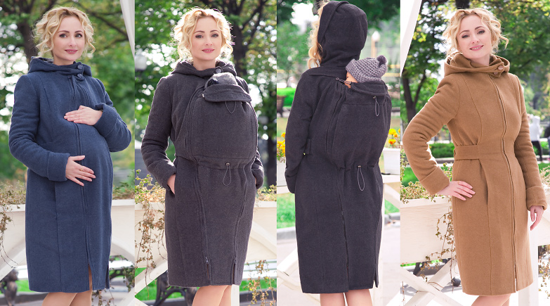 Diva Outerwear Wool Coat