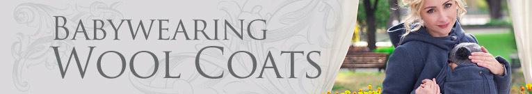 Diva Outerwear Babywearing Wool Coats