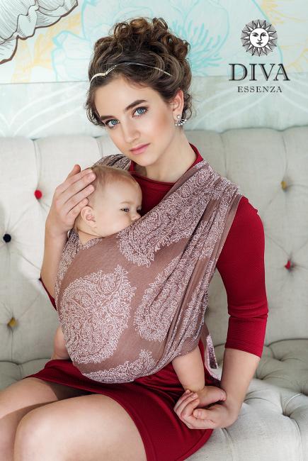 Diva Essenza 100% cotton: Moka
