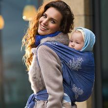 Diva Milano Reticella with Wool: Azzurro