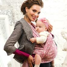 Diva Milano Veneziano with Wool: Rosa