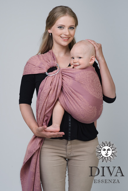 Diva Essenza 100% cotton: Antico Ring Sling