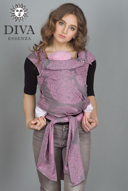 Diva Essenza Mei Tai 100% cotton: Perla