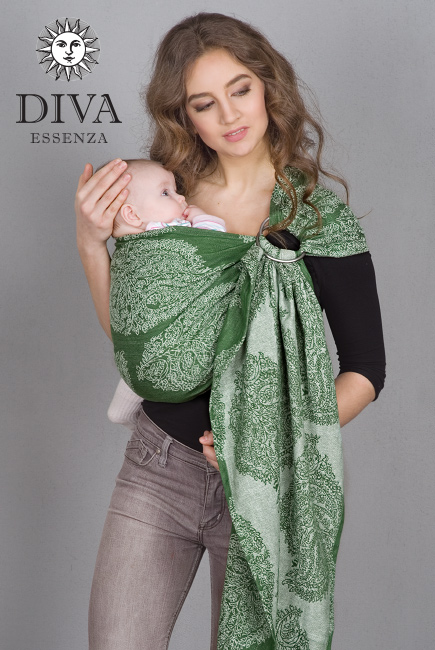 Diva Essenza 100% cotton: Pino Ring Sling