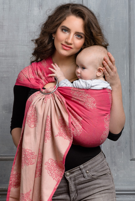 Diva Basico 100% cotton: Amore Ring Sling