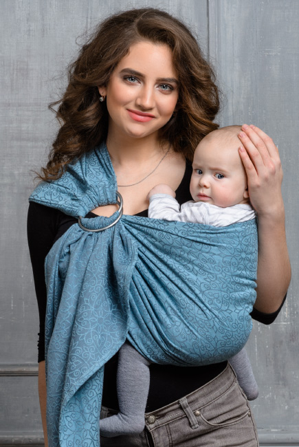 Diva Basico 100% cotton: Luna Ring Sling