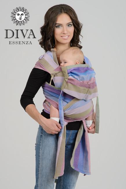 Diva Essenza Mei Tai 100% cotton twill weave: Prato