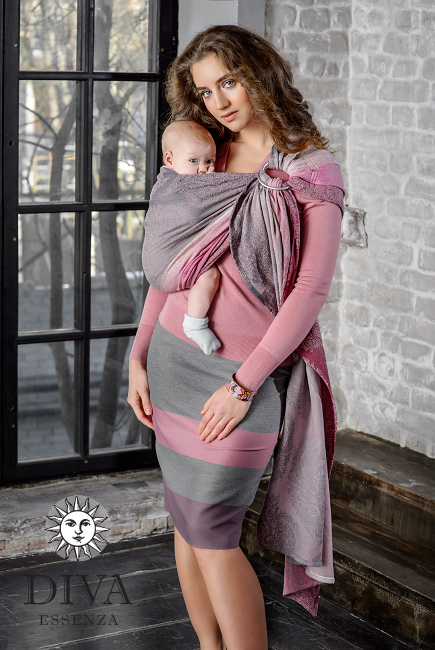 Diva Essenza 100% cotton: Dolce Ring Sling