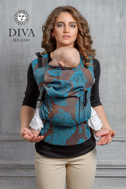 Diva Essenza Wrap Conversion Buckle Carrier: Libellula