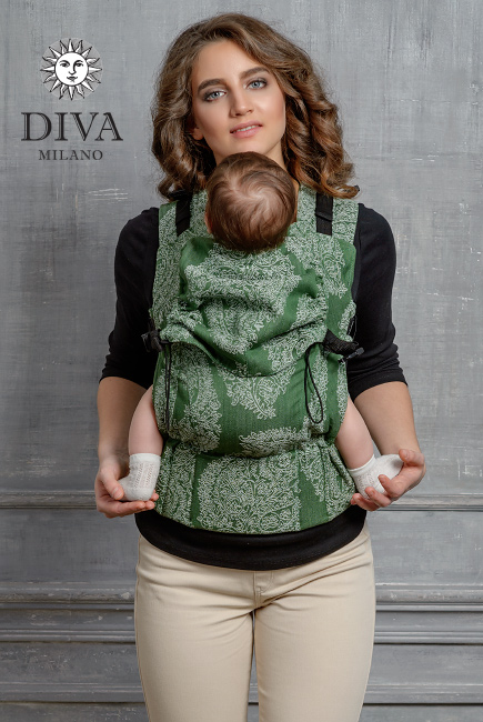 Diva Essenza Wrap Conversion Buckle Carrier: Pino