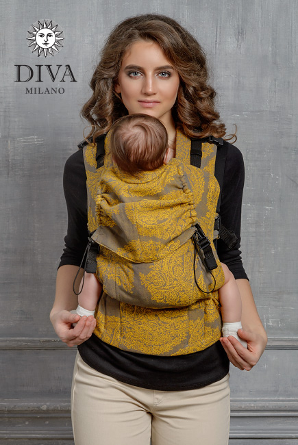 Diva Essenza Wrap Conversion Buckle Carrier: Savana