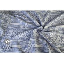 Flora 100% cotton: Blu