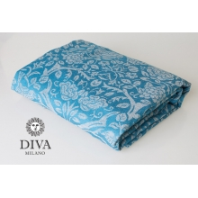 Rose 100% cotton: Diamante Petrel