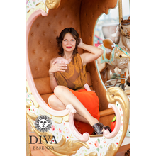 Diva Essenza 100% cotton: Terracotta