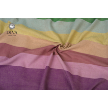 Diva Essenza 100% cotton twill weave: Estate