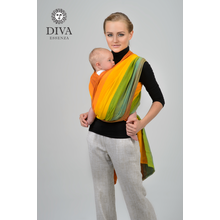 Diva Essenza 100% cotton twill weave: Cedro