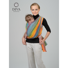Diva Essenza 100% cotton twill weave: Fiesta