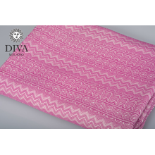 Etna 100% Cotton: Rose Ring Sling
