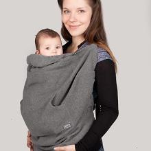 Wool Babywearing Cover, Nebbia