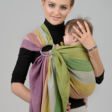 Diva Essenza 100% cotton twill weave: Estate Ring Sling