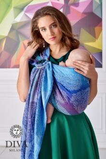 Diva Essenza 100% cotton: Fantasia Ring Sling