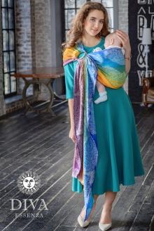 Diva Essenza 100% cotton: Tropico Ring Sling