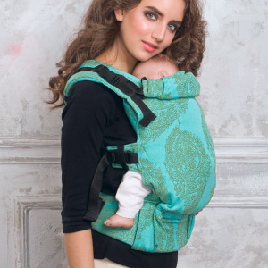 Buckle Baby Carrier: Newborn