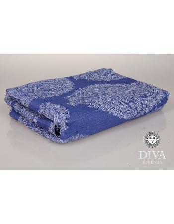 Diva Essenza 100% cotton: Azzurro Ring Sling