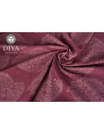 Diva Essenza 100% cotton: Berry