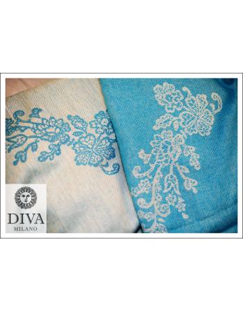 Diva Milano Reticella Turchese 100% cotton
