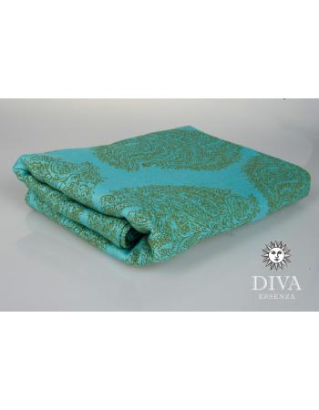 Diva Essenza 100% cotton: Menta Ring Sling