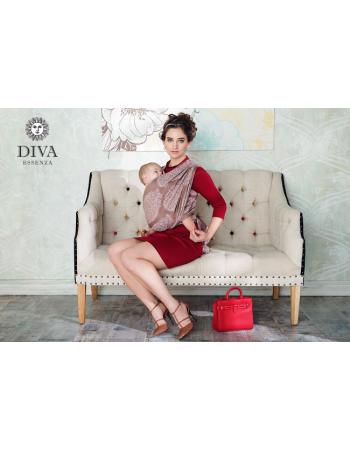Diva Essenza 100% cotton: Moka