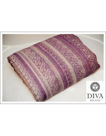 Diva Milano Merletti with Wool: Viola