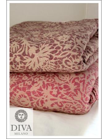 Veneziano with Wool: Diamante Rosa