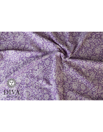 Veneziano 100% cotton: Viola