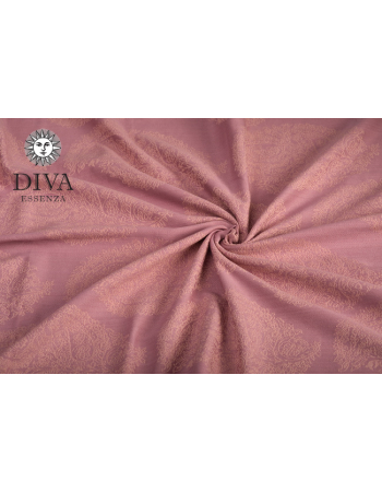 Diva Essenza Mei Tai 100% cotton: Berry