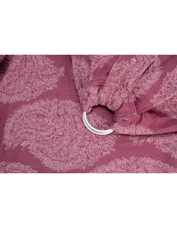 Diva Essenza 100% cotton: Berry Ring Sling