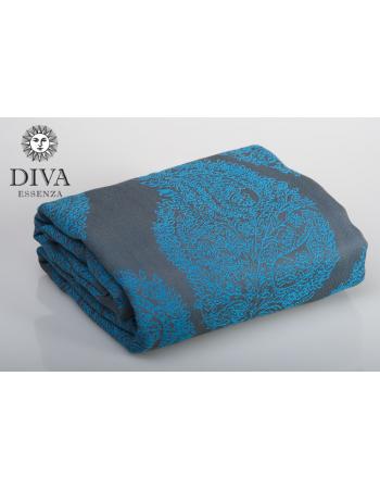 Diva Essenza 100% cotton: Castello Ring Sling