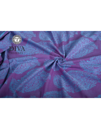 Diva Essenza 100% cotton: Celeste Ring Sling