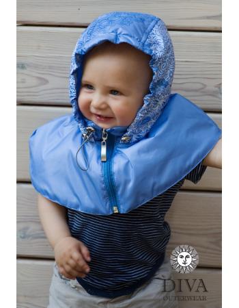 Babywearing Coat 3 in 1 (high-warm), CelesteBabywearing Coat 3 in 1 (high-warm), Corallo