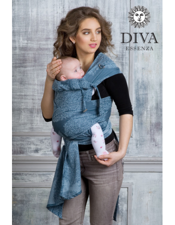 Diva Essenza Mei Tai 100% cotton: Eclipse