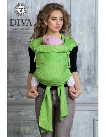 Diva Essenza Mei Tai 100% cotton: Erba