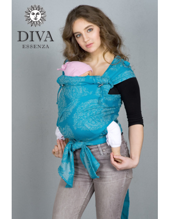 Diva Essenza Mei Tai 100% cotton: Lago