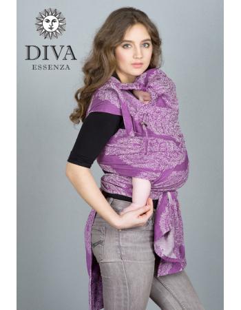 Diva Essenza Mei Tai 100% cotton: Lilla