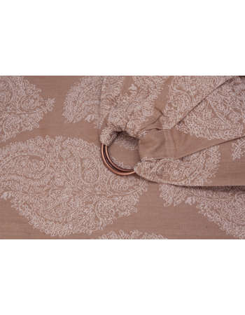 Diva Essenza 100% cotton: Moka Ring Sling