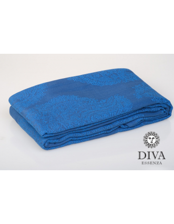 Diva Essenza 100% cotton: Oltremare Ring Sling