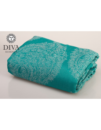 Diva Essenza 100% cotton: Smeraldo Ring Sling