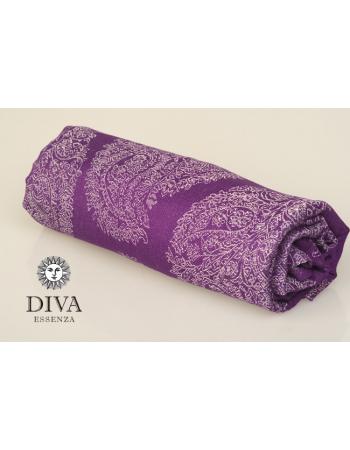 Diva Essenza Viola Linen Ring Sling