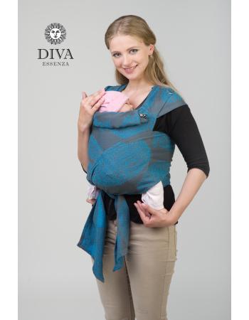 Diva Essenza Mei Tai 100% cotton: Castello