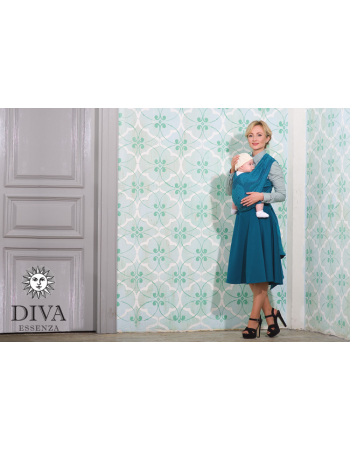 Diva Essenza 100% cotton: Ceruleo